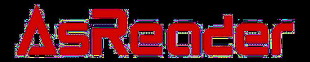 AsReader Logo